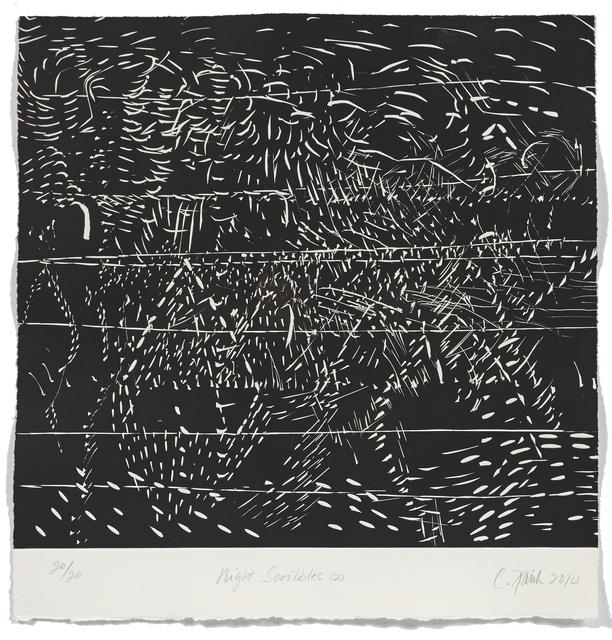 Catherine Farish, 'Night Scribbles 2', 2009, Atelier-Galerie A.Piroir