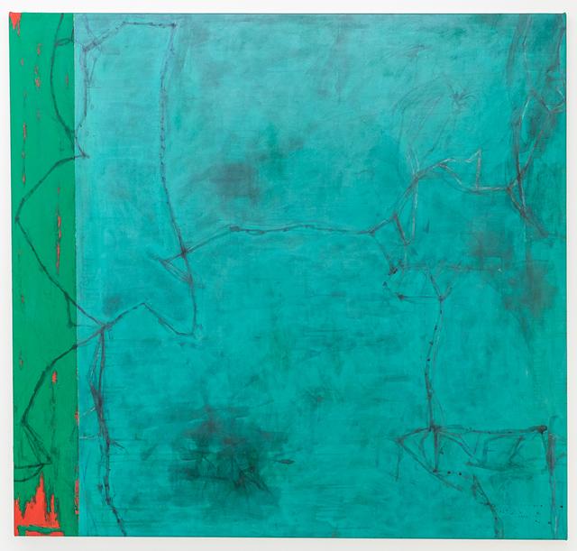 , 'Clifford Still recogiendo mangos en mi patio (de noche),' 1997, Mai 36 Galerie