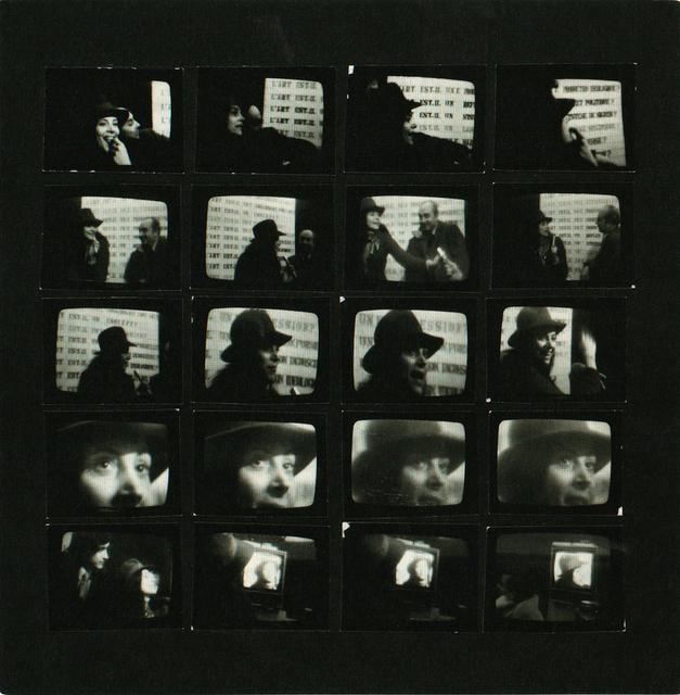 , 'Interrogations sur l'art. Discours sur l'art.,' 1975, espaivisor - Galería Visor