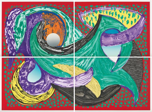 , 'Going Round, from: Some More New Prints,' 1993, Gilden's Art Gallery
