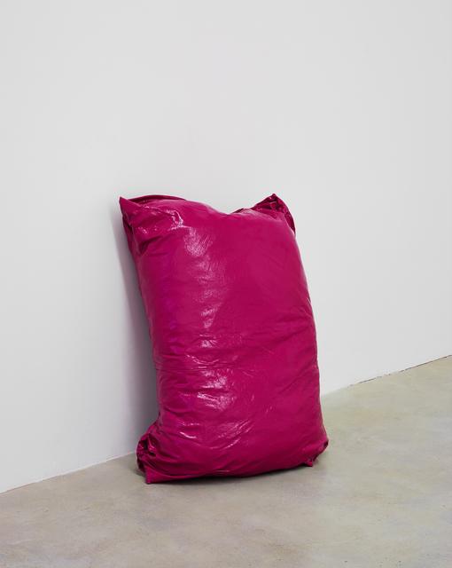, 'Lazy Painting (Magenta),' 2018, Taubert Contemporary