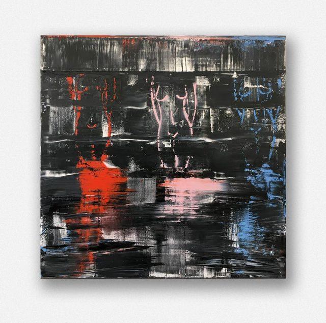 ASI, 'Rebel Child Looking for a Way Out', 2019, Nikola Rukaj Gallery