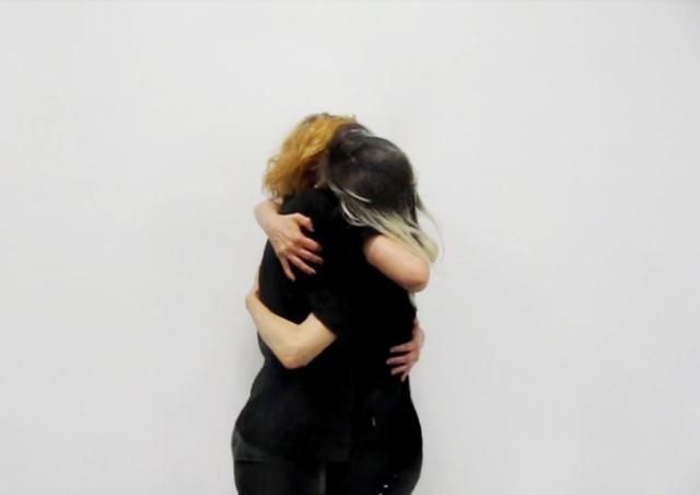 , 'Sin Título (abrazo) [Untitled (embrace)]  ,' 2014, Slyzmud