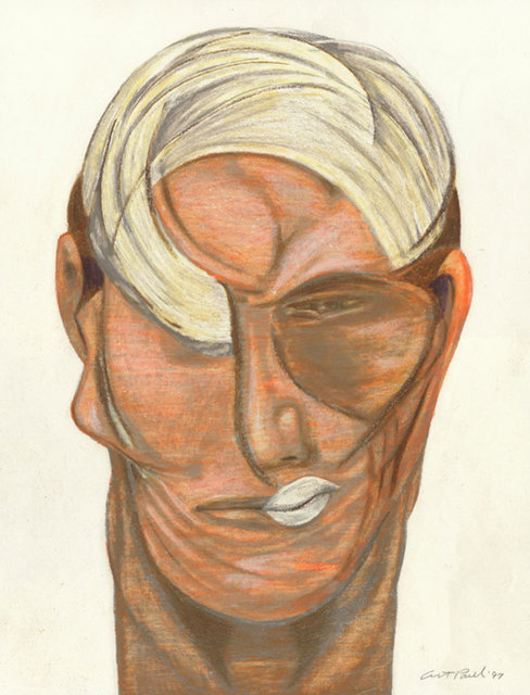 , 'Head Study 24,' 1997, CODA Gallery