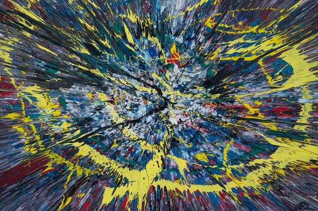 , 'Milky Way,' 2013, Elysium Gallery