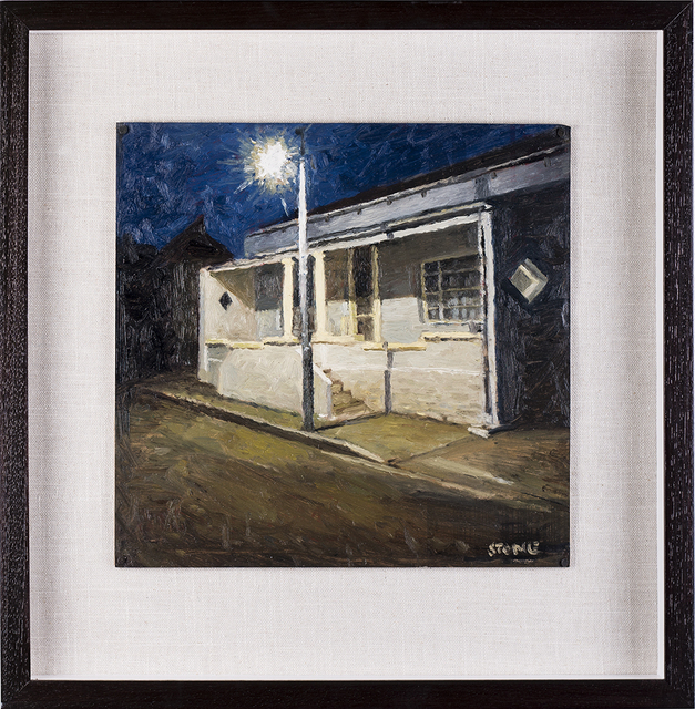 , 'Karoo House at Night,' 2017, SMAC