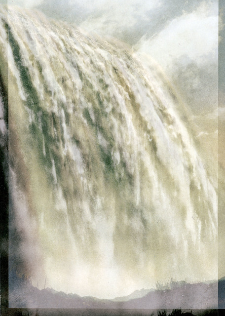 , 'Falls (Niagara I),' 2016, Galerie Kleindienst