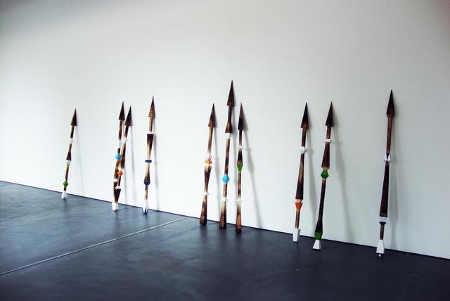 , 'Speer,' 2015, balzer projects