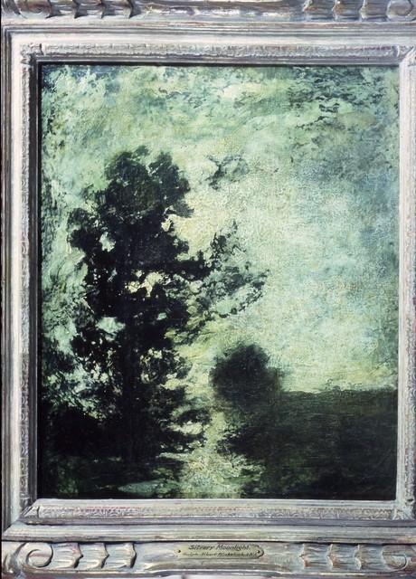 , 'Silvery Moonlight,' 1880-1895, Montclair Art Museum