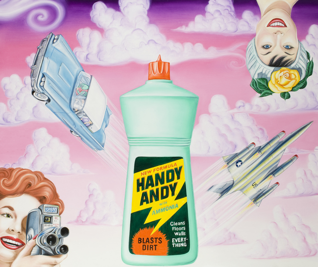 , 'Handy Andy,' 2008, David Klein Gallery