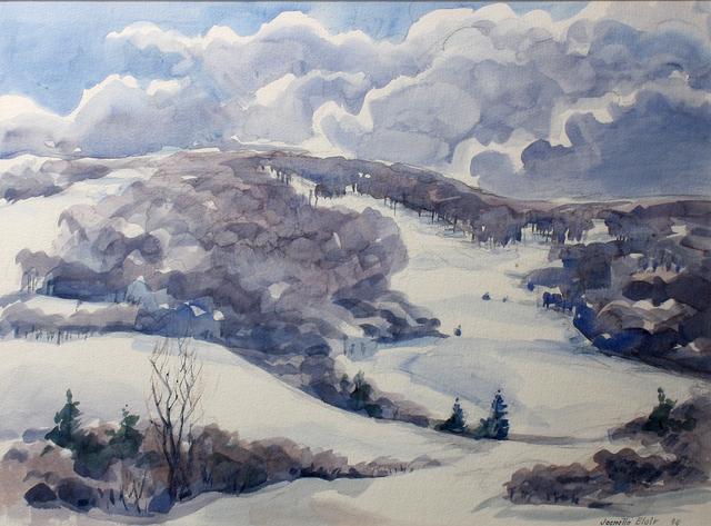 , 'East Aurora ,' ca. 1970, Benjaman Gallery Group