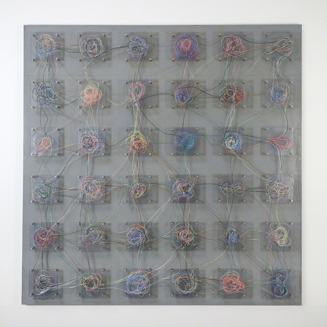 , 'Interrelation,' 1969, Kayne Griffin Corcoran