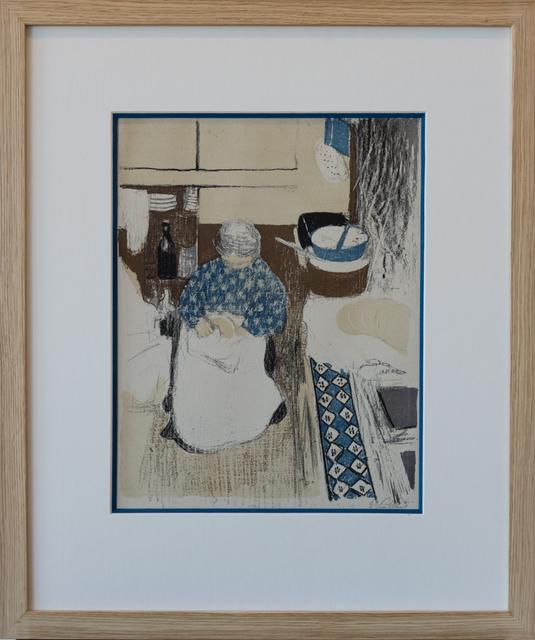 , 'La cuisinière,' 1899, Galerie Calderone