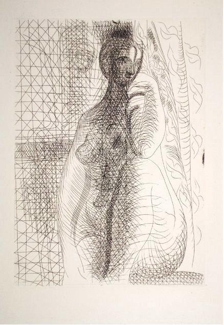 , 'Femme Nue a la Jambe Pliee,' 1931, Barnett Fine Art