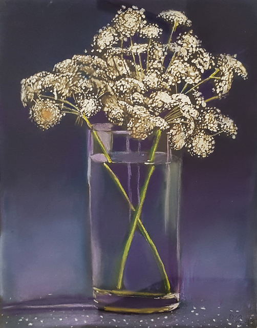 Dan McCleary, 'Queen Anne's Lace', 2018, Craig Krull Gallery