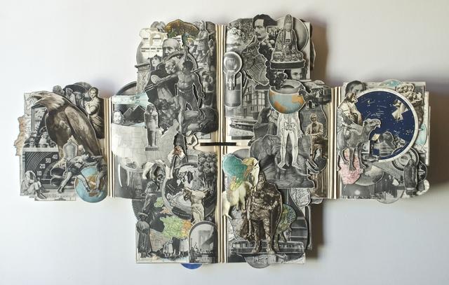 , 'Tabernacle,' 2018, Jonathan Ferrara Gallery