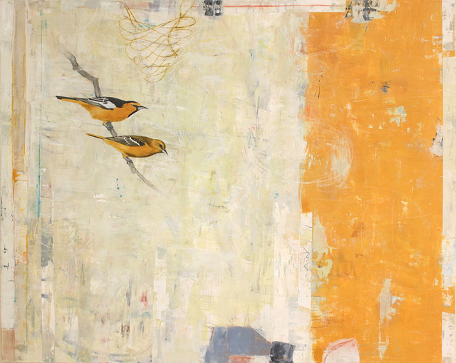 , 'Aurora (Orioles),' 2017, Patricia Rovzar Gallery