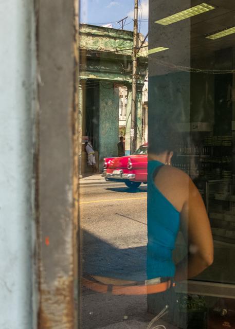 , 'Waiting at the nail salon,' , Soho Photo Gallery