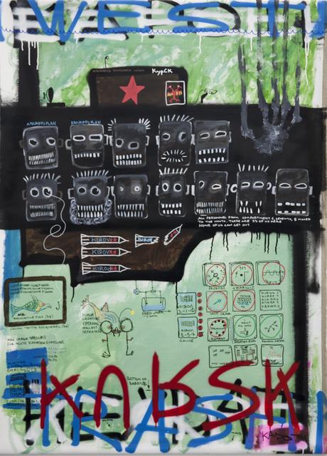 , 'Kursk,' 2016, Galleri Duerr