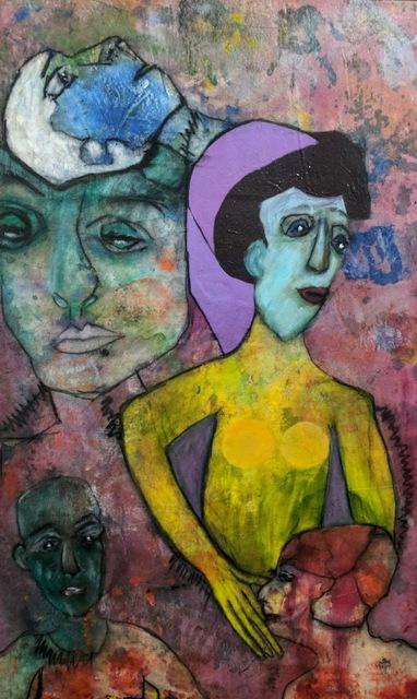 , 'Duality,' 2019, Emerge Gallery NY