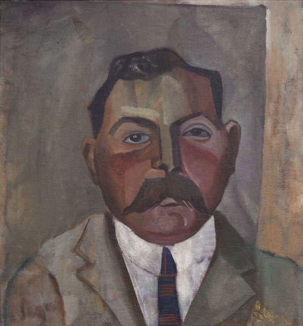 , 'Retrato de Homem,' 1919, Galeria Sur