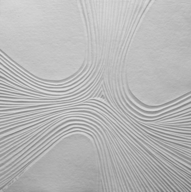 , 'Delta 1 - aquaprint on heavy handmade paper,' 2017, Galerie Estampe