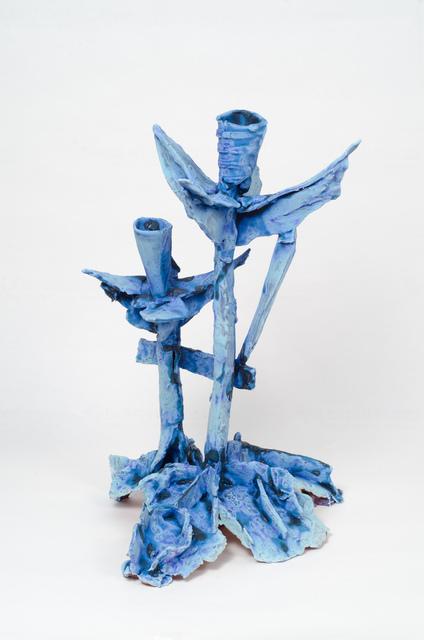 , 'Crinoid I,' 2015, Fleisher/Ollman