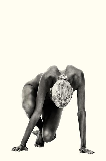 , 'White Series 9,' 2014, De Re Gallery