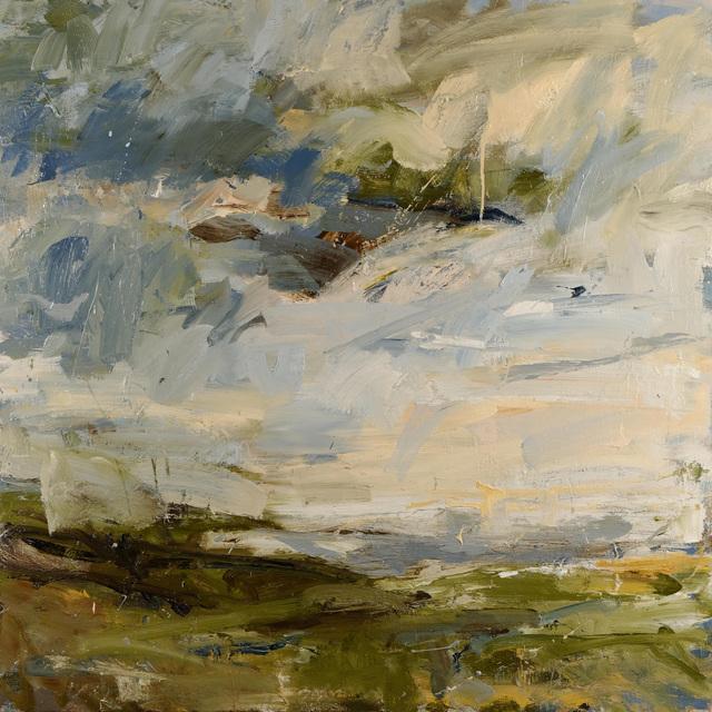 , 'Ancient fields, Cape Cornwall,' 2018, Cadogan Contemporary