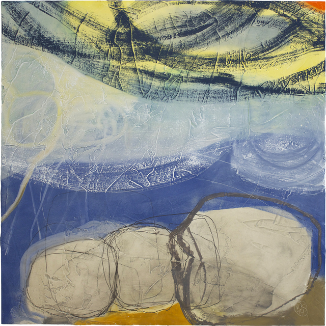 , 'Ode to the Humboldt Current II,' 2014, Susan Eley Fine Art
