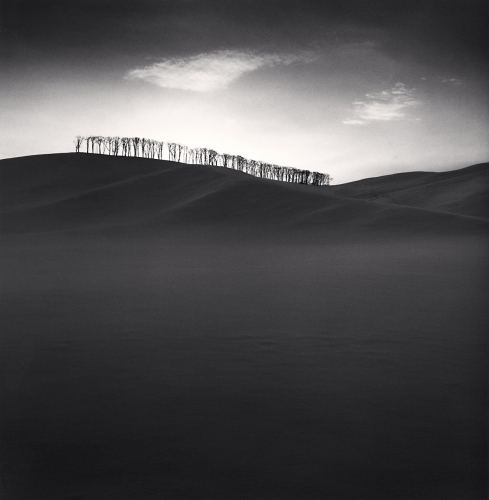 Michael Kenna, 'Hilltop Trees, Study 2, Teshikaga, Hokkaido, Japan', 2004, Weston Gallery