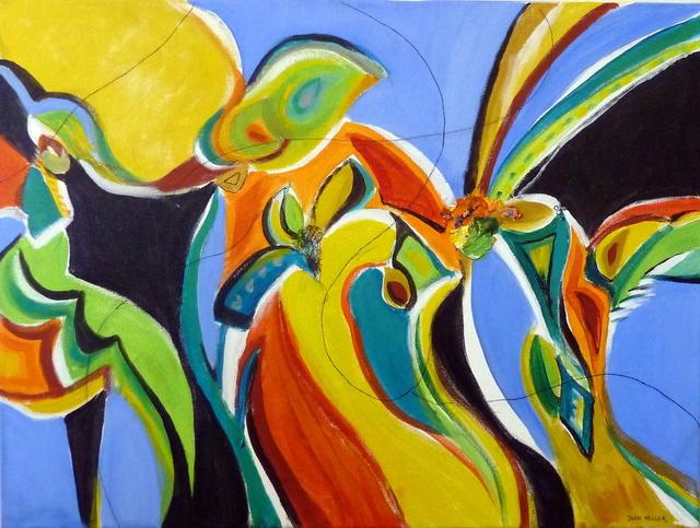 , 'Illuminations IV,' 2012, Walter Wickiser Gallery