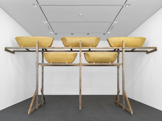 , 'Du wirst woanders hingehen,' 1997-2003, Galerie Andrea Caratsch