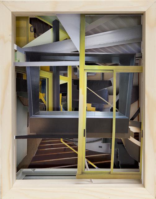 , 'from the series Baumeiser »Diseño Interior - Interiorismo, Arquitectura y Desiño, 224« ,' 2015, Raum mit Licht