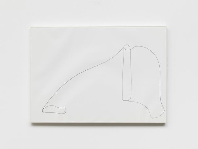 , 'Sem título - Série Território Vazado,' 2001, Galeria Raquel Arnaud