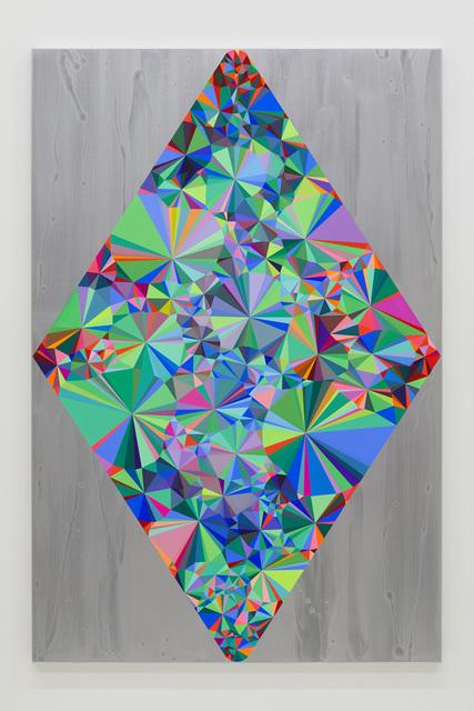, 'green eye,' 2018, Tomio Koyama Gallery