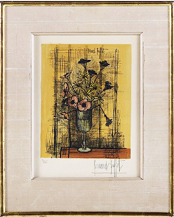 , 'Still Life With Flowers,' , Leviton Fine Art