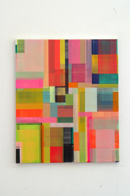 "Bim Koehler, '""K/AL - 50.11""', 2016, Galerie Fetzer"