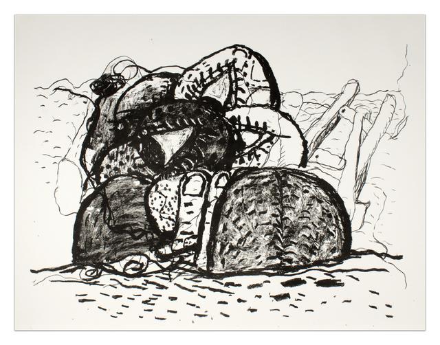Philip Guston, 'Gulf', 1983, Krakow Witkin Gallery