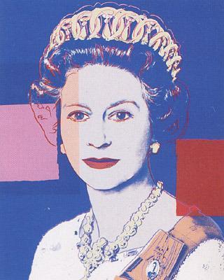 Andy Warhol, 'Queen Elizabeth II of the United Kingdom', 1985, Robin Rile Fine Art