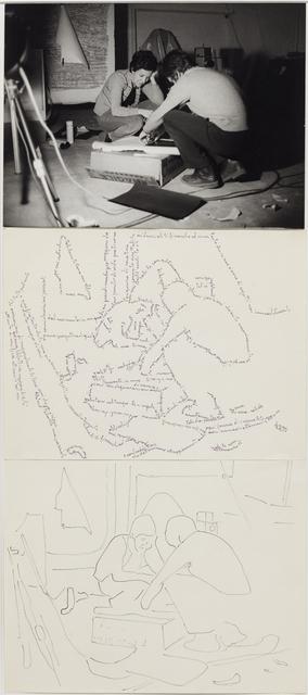 , 'Il Mio Lavoro (My Work),' 1973, Kadel Willborn