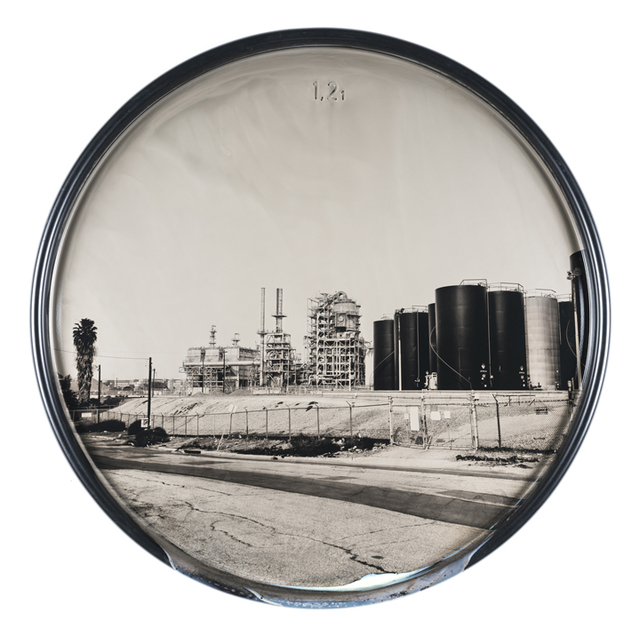 , 'Tesoro Refinery No. 4 Wilmington, CA from Power series,' 2017, Etherton Gallery
