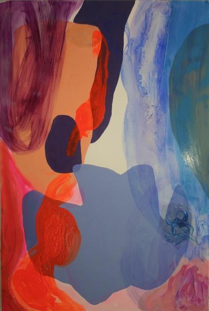 , 'Azure Fade,' 2018, Van Der Plas Gallery
