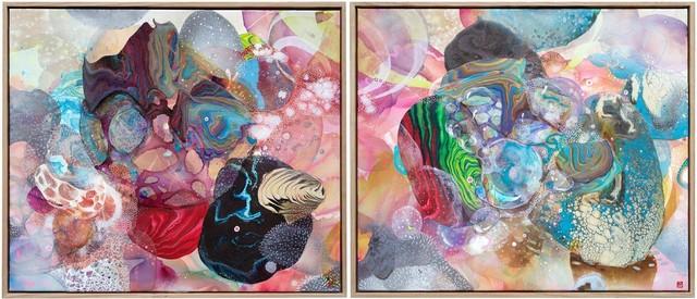 Amanda Krantz, 'Be Like Water', 2019, Miller Gallery Charleston