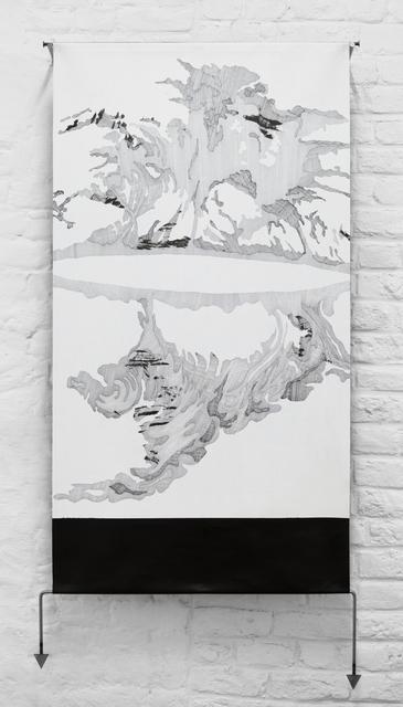 Amelie Bouvier, 'Solar Demon #1', 2019, Harlan Levey Projects