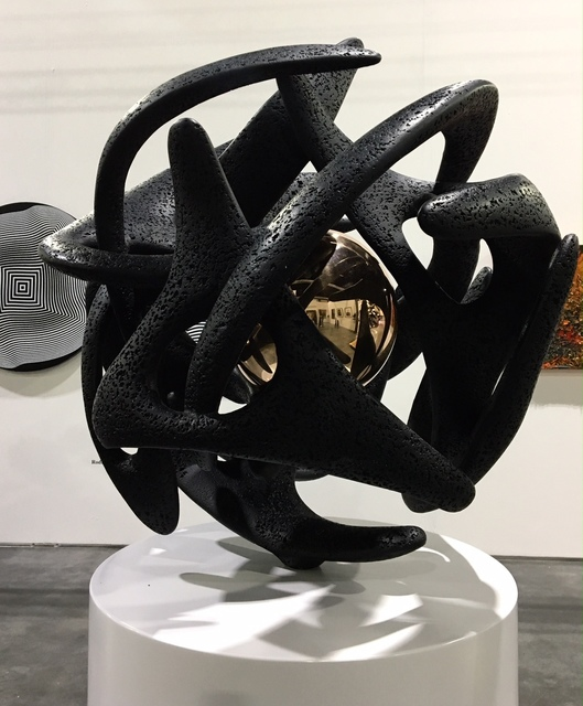 , 'Sfera Quantica,' 2015, BOCCARA ART