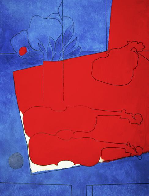 , 'Breaking White,' ca. 1970, R. S. Johnson Fine Art