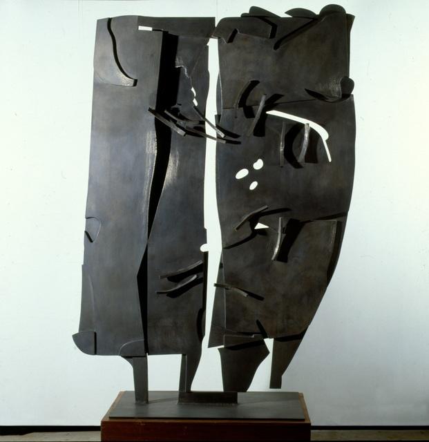 Pietro Consagra, 'Racconto del demonio No. 5', 1962, Sculpture, Bronze, Robilant + Voena