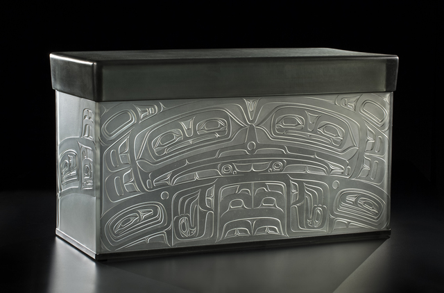 , 'TLINGIT STORAGE BOX,' 2015, Traver Gallery