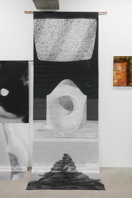 , 'Hanging Landscape / Kyoto, Besançon, Japan Alps,' 2017, Takuro Someya Contemporary Art